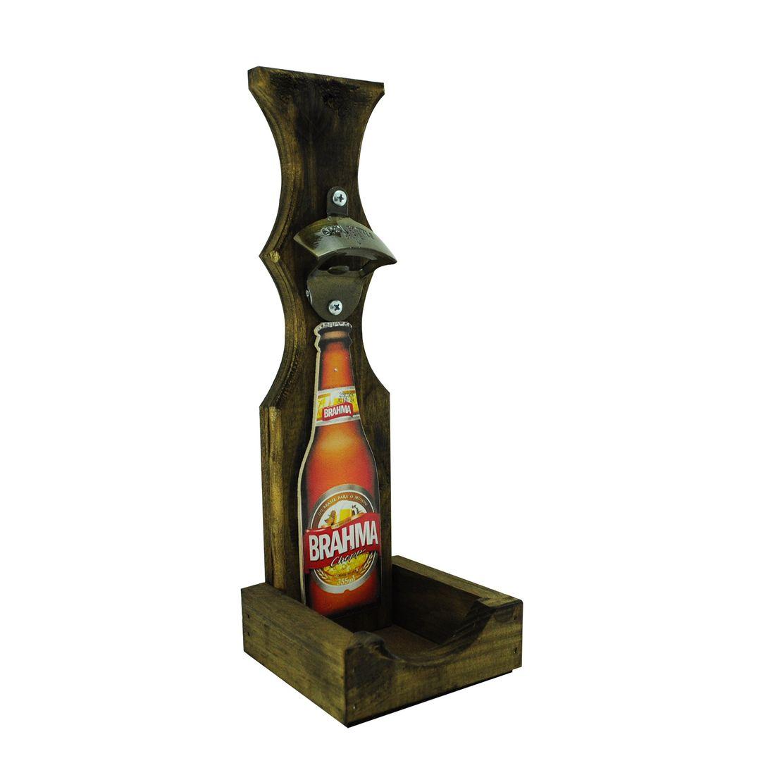 Abridor-Garrafa-Parede-Cerveja-Brahma-Lazer-Churrasco-Madeira-Pinus