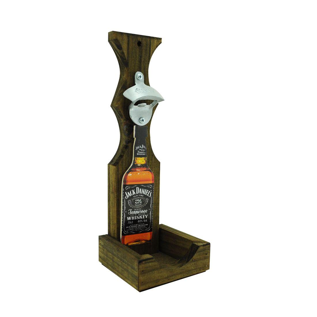 Abridor-Garrafa-Parede-Whiskey-Jack-Daniels-Lazer-Churrasco-Madeira-Pinus