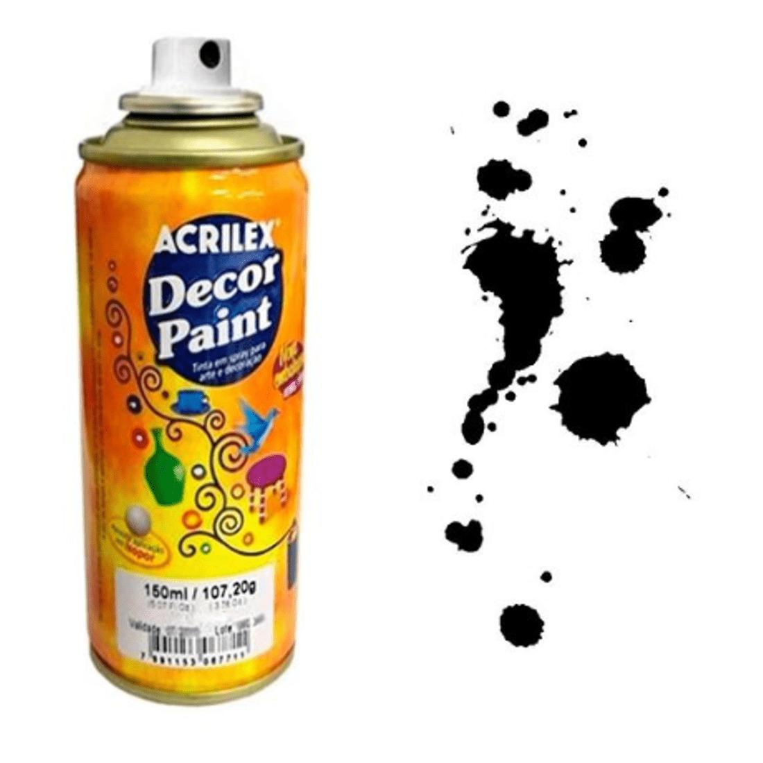 Decor-Paint-Preto