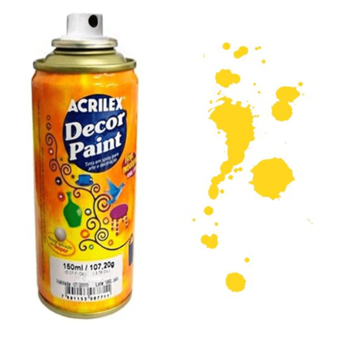 Decor-Paint-Amarelo