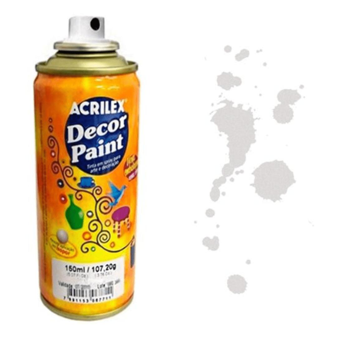 Decor-Paint-Prata