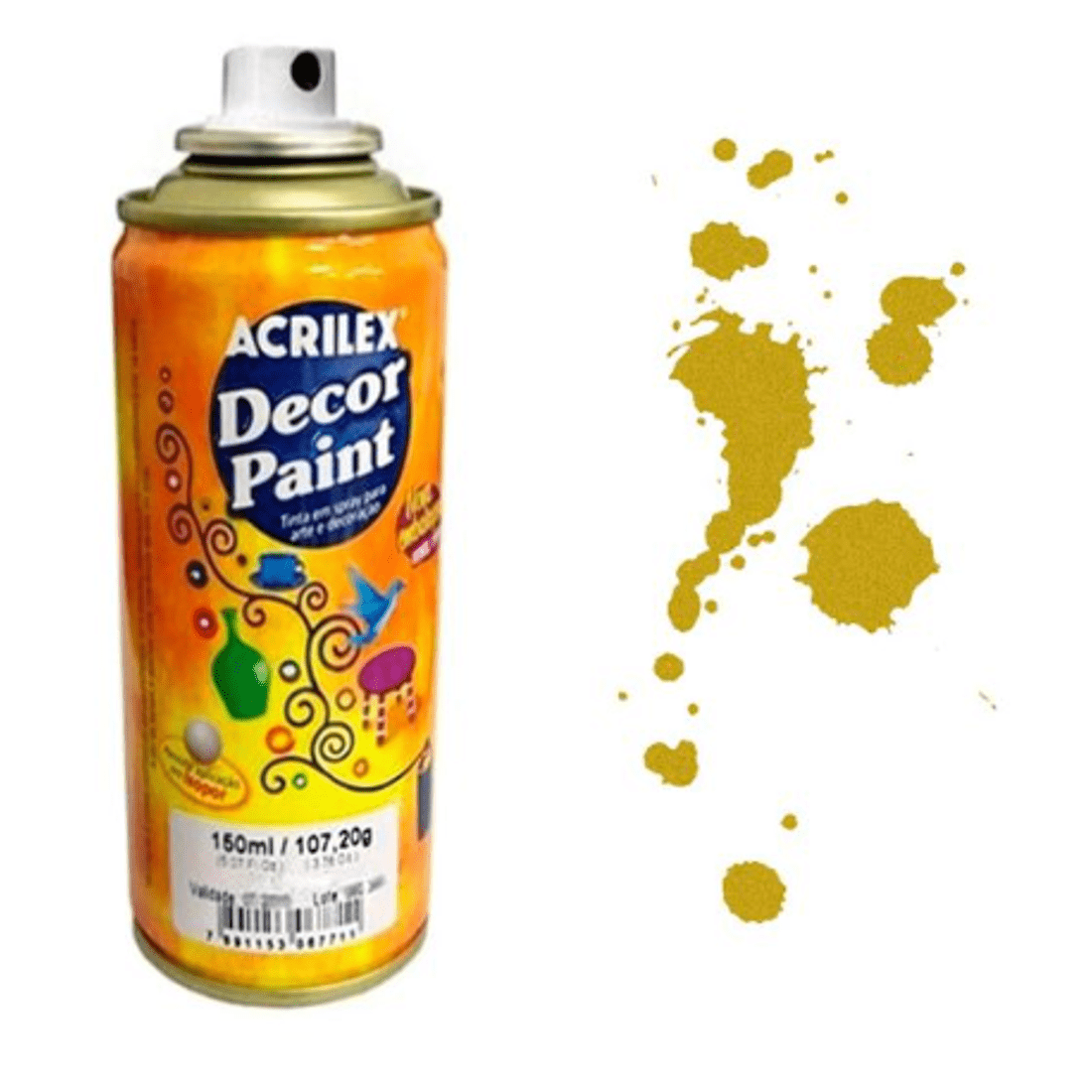 Decor-Paint-Ouro