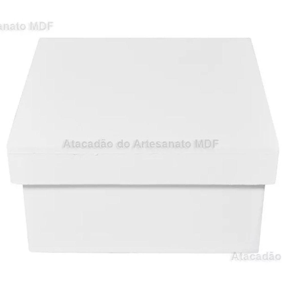 Caixa-Quadrada-Tampa-Sapato-Pintado-10x10x5-Mdf-Madeira