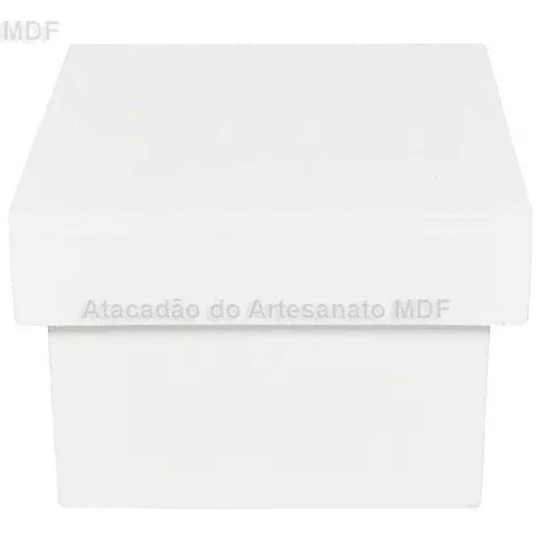 Caixa-Quadrada-Tampa-Sapato-Pintado-7x7x5-Mdf-Madeira