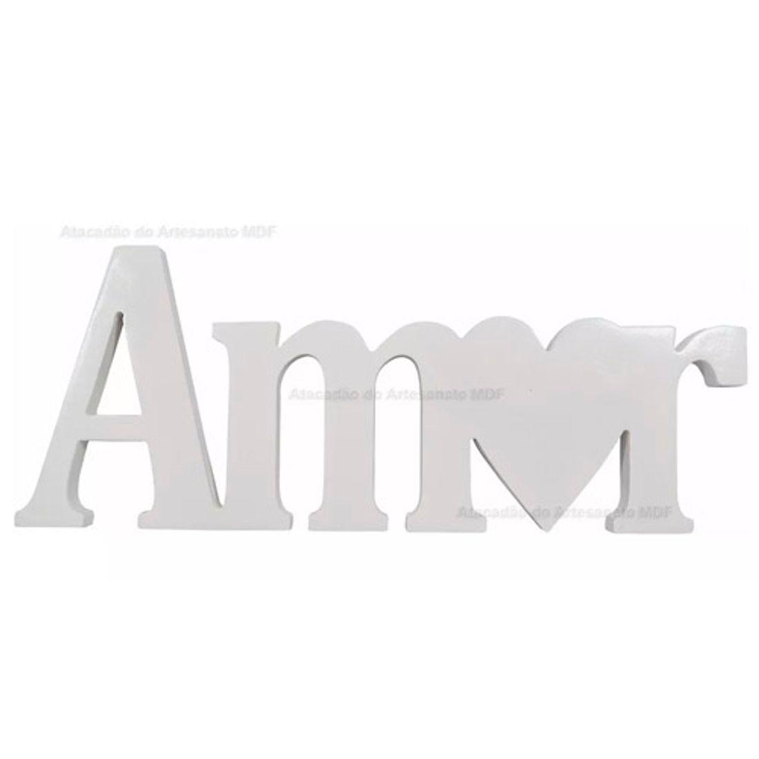 Palavra-Amor-Com-Coracao-15mm-Pintado-29x12-Madeira-Mdf