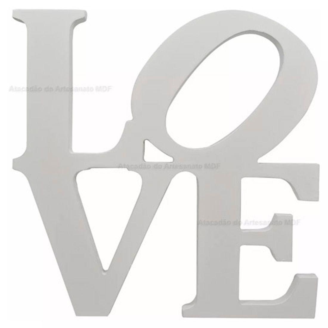 Palavra-Love-Dois-Andares-G-21x21x15-Pintado-Madeira-Mdf