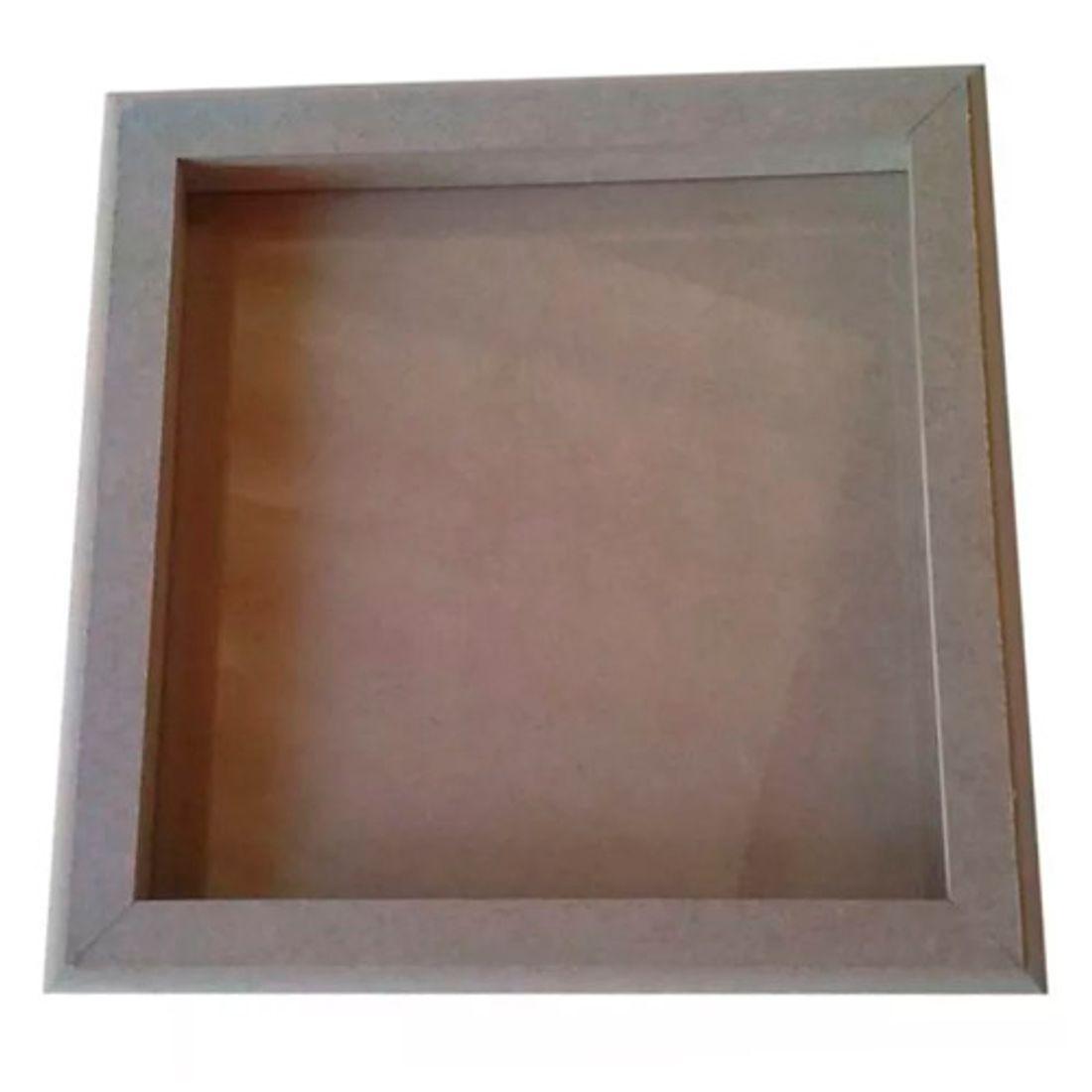 Quadro-Scrapbook---21x21---Com-Vidro---Madeira---Mdf