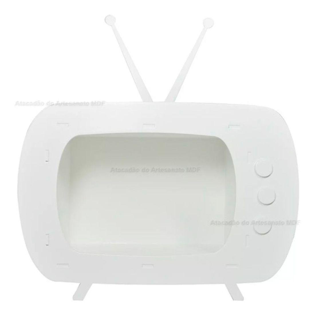 Miniatura-Televisao-Tv-Festa-Decoracao-Pintado-25x18x12-Mdf