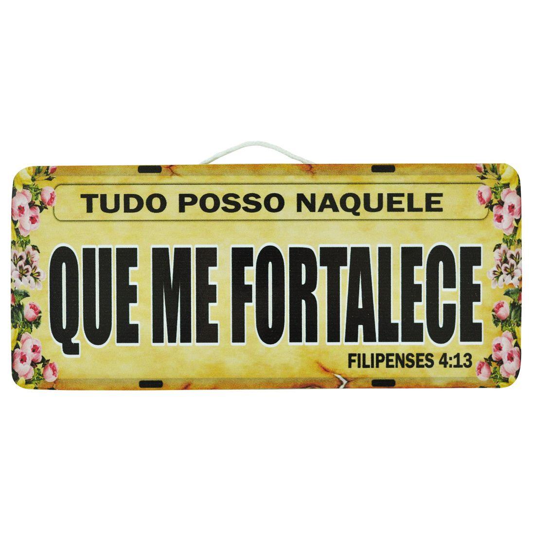 PLACA_CARRO_TUDO_POSSO_NAQUELE_QUE_ME_FORTALECE_MDF_FRENTE