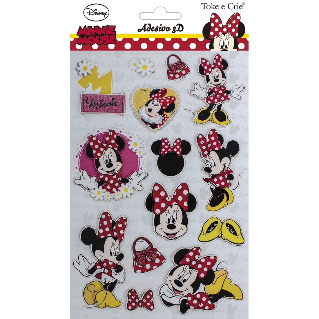 Adesivo-3D-14X21cm-Minnie-Mouse-Add02-Toke-e-Crie