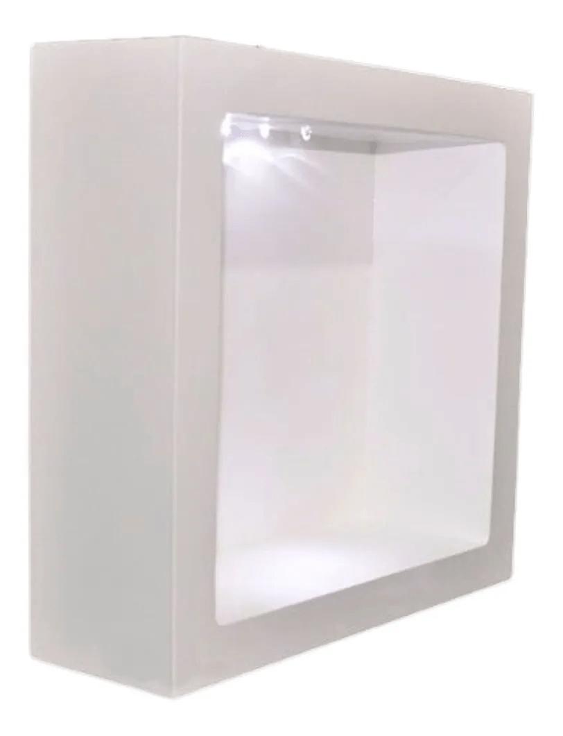 Nicho-Duplo-Quadrado-Com-Led-24x24x12-MDF-Pintado