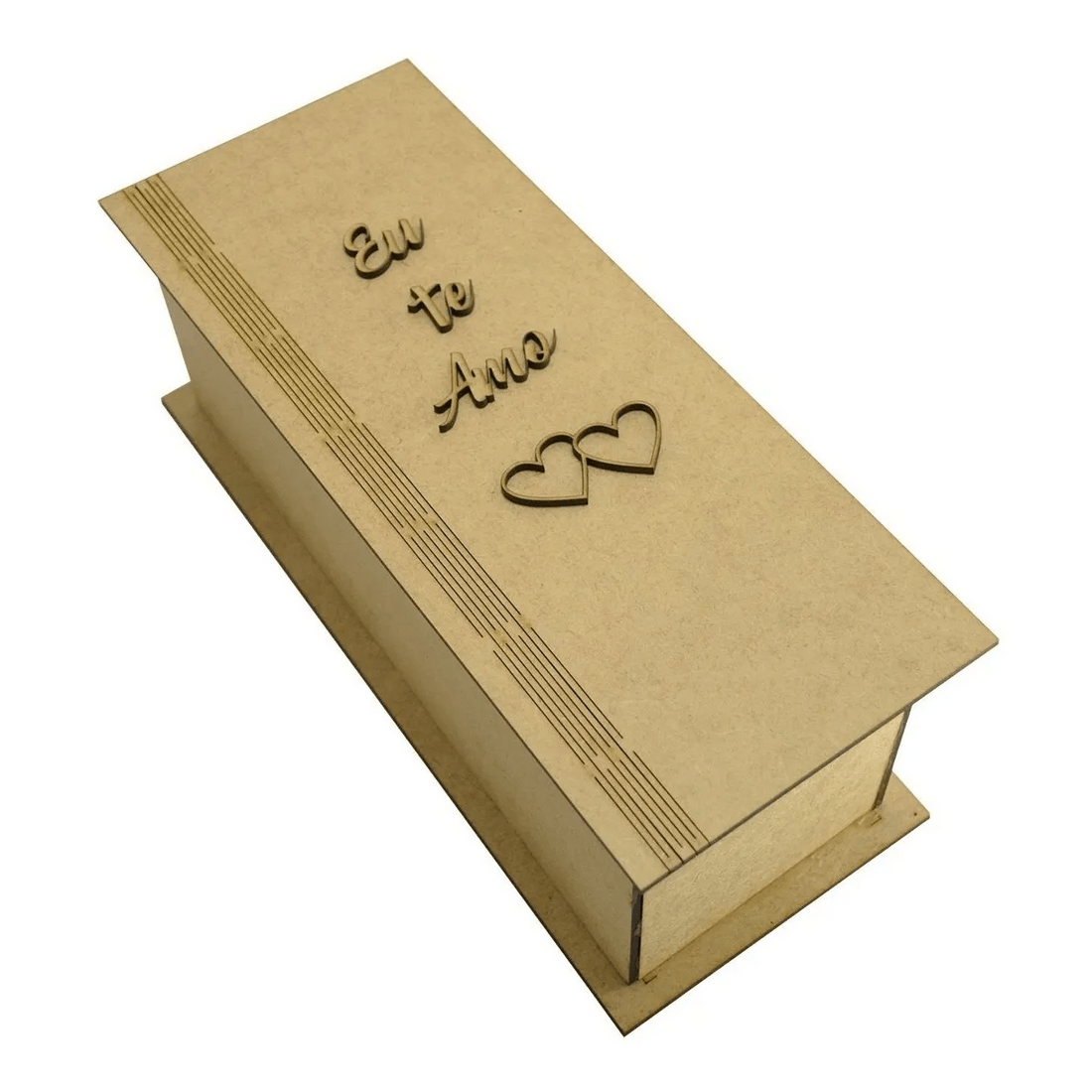 Kit-6-Caixa-Para-Mini-Vinho-Chandon-Tampa-Dobravel-Com-Aplique-Eu-Te-Amo-e-Coracao-Duplo-Laser-Mdf
