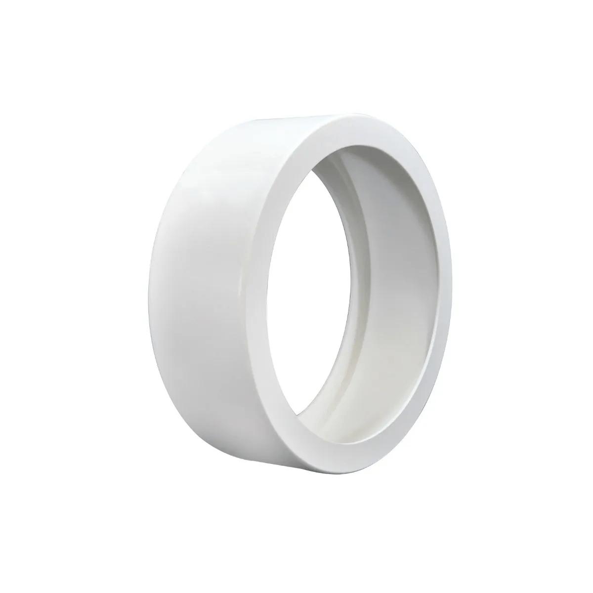 Nicho-Redondo-Simples-Sem-Fundo-com-LED-23x10-MDF-Pintado