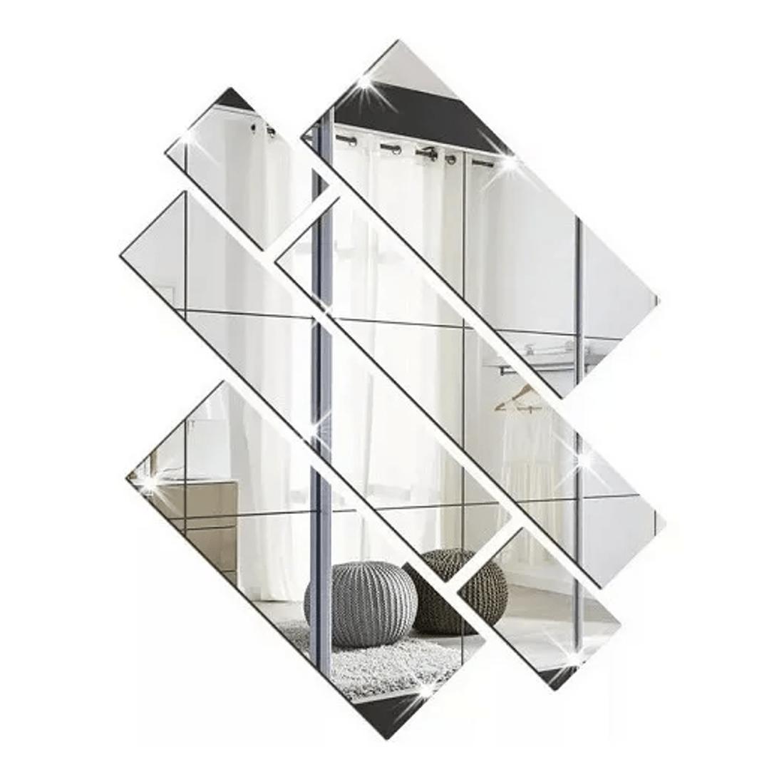 Kit-6-Espelho-Liso-Retangular-Decorativo-Com-Fita-Dupla-Face