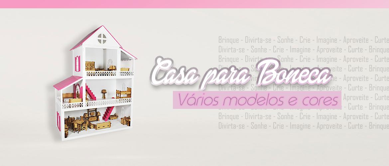 Banner Casa de Boneca