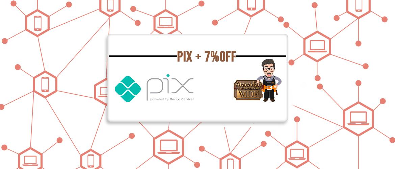 Banner pagamento pix